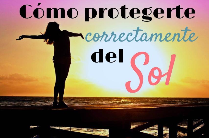 protección-solar-proteger-correctamente-piel-fotoprotectores