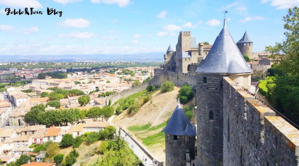 vistas-carcasona-carcassonne-viajes-con-niños-visitar-sur-de-francia-medieval-ciudadela