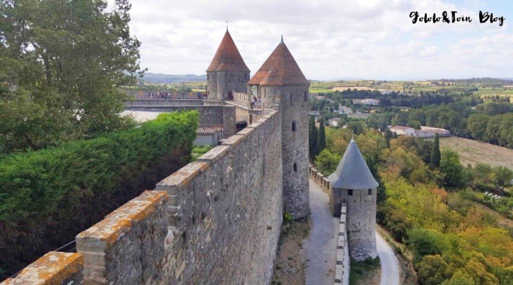 cite-carcassonne-ciudad-medieval-viajar-con-niños-sur-de-francia