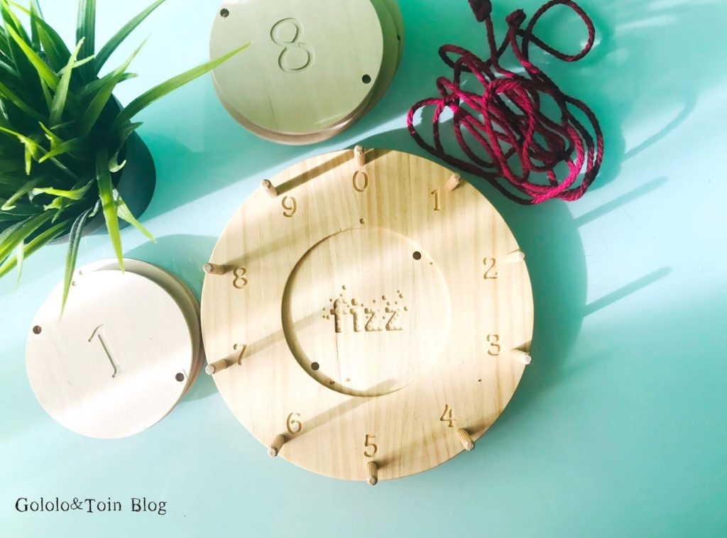 Circulo de creación Waldorf de Fizz Ideas
