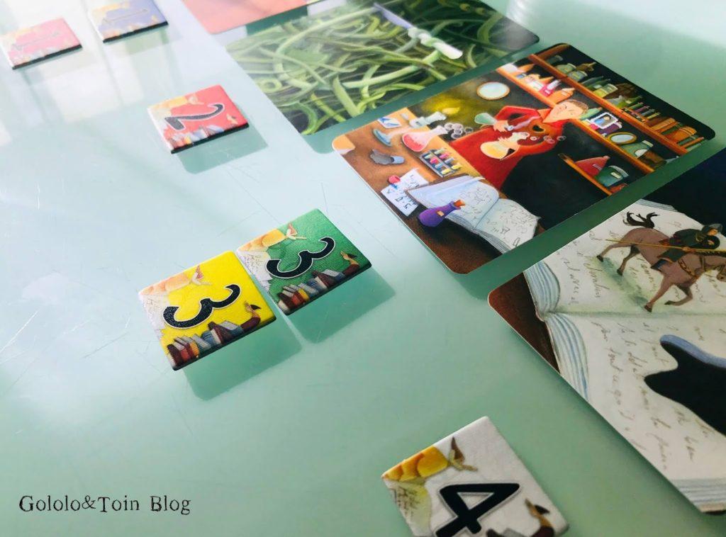 Juegos de mesa de lenguaje para niños