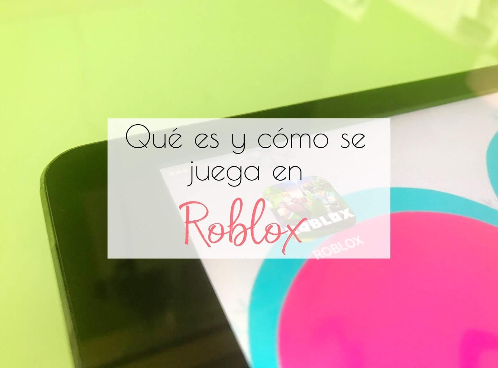 Qué es y cómo se juega en Roblox