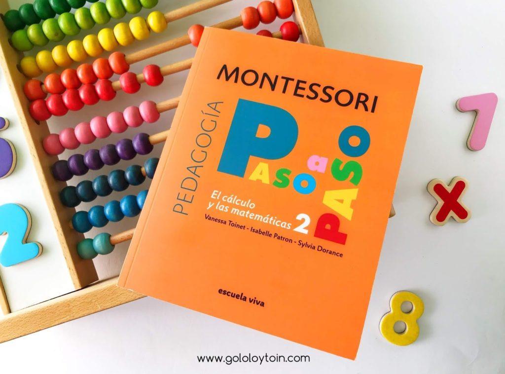 Pedagogía Montessori matemáticas