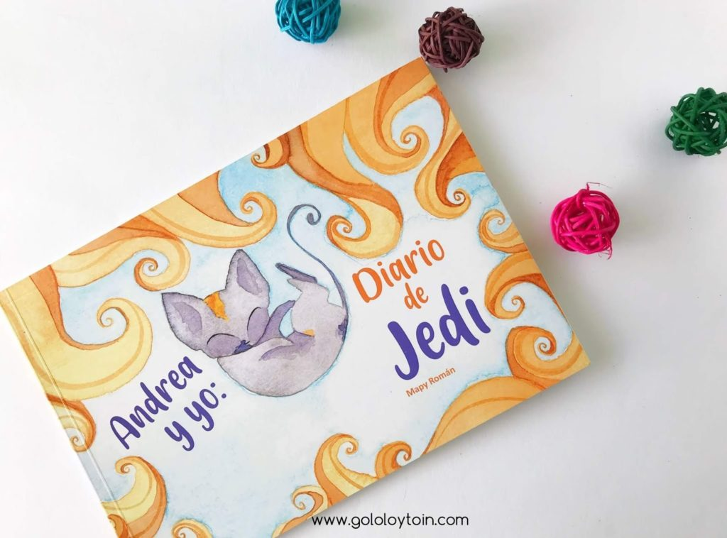 Andrea y yo: Diario de Jedi