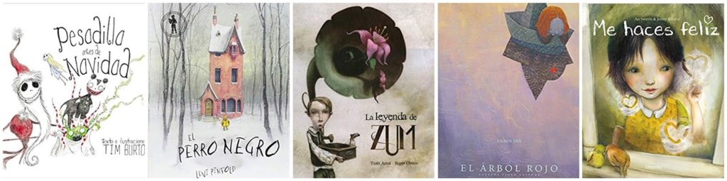 Las mejores ilustraciones de cuentos.