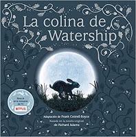 La colina de Watership libro infantil Anaya