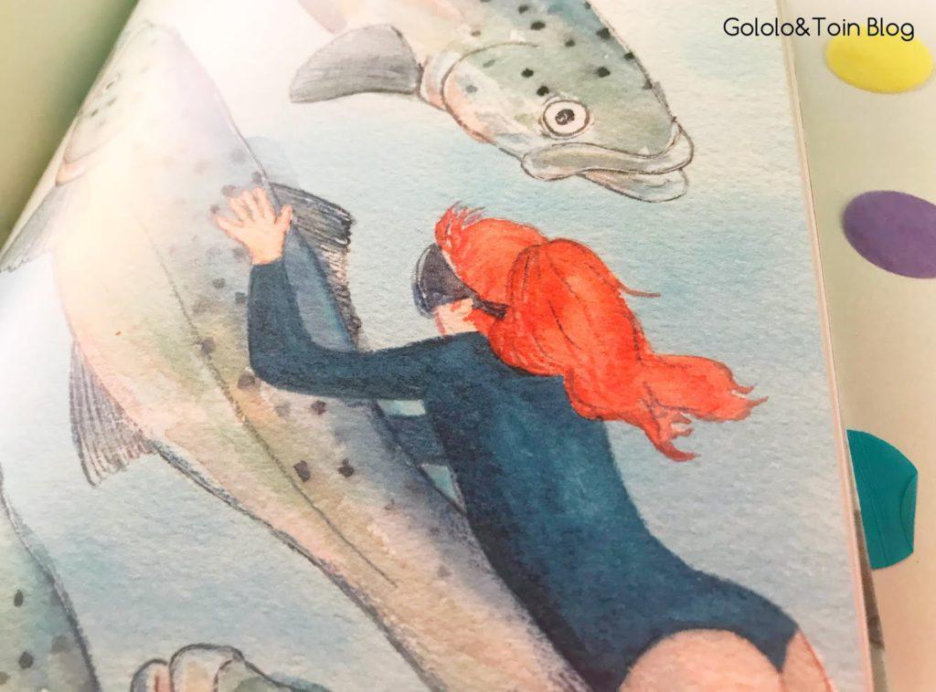 Poemario Tarde en el acuario