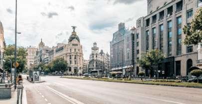 Disfrutar del centro de Madrid en familia