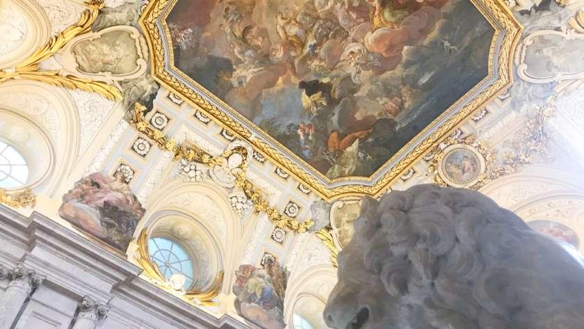 Visitar el Palacio Real de Madrid con peques