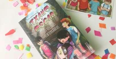 Txano y Óscar: Los vecinos subterráneos