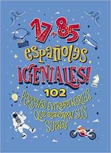 Libro 102 españoles y españolas extraordinarios