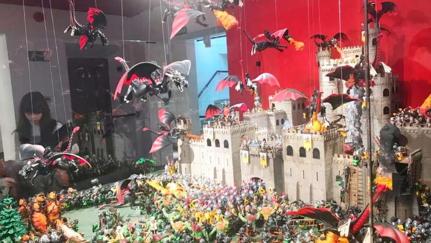 Clicks! Exposición de mundos Playmobil