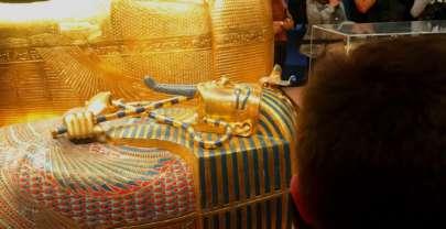 Tutankhamón: La Exposición