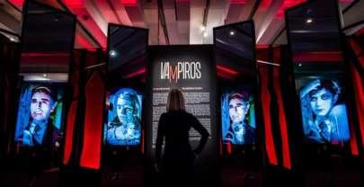 Los vampiros llegan a Madrid