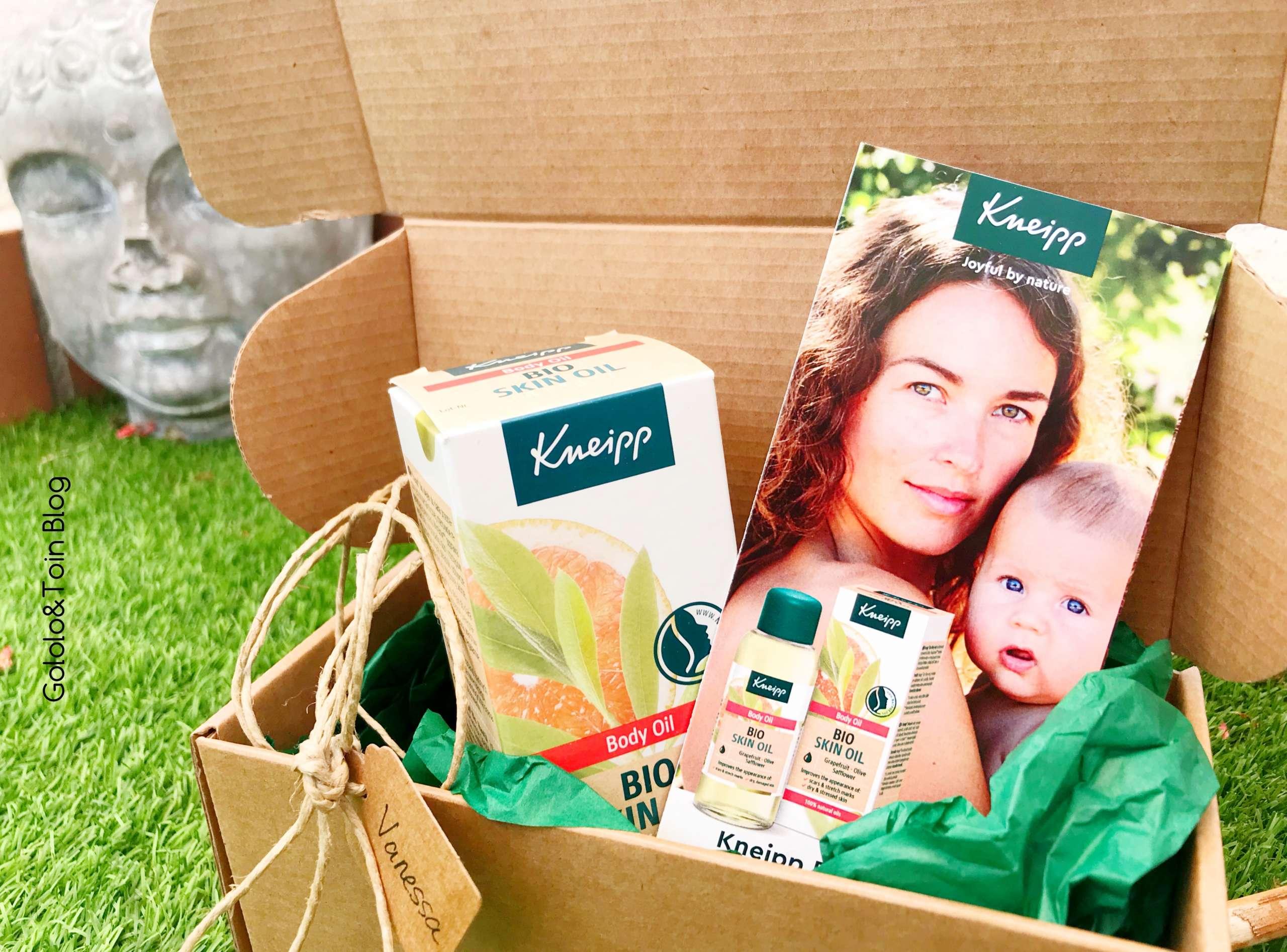 Bio Skin Oil de Kneipp, cosmética natural
