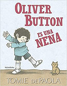 Oliver Button es una nean