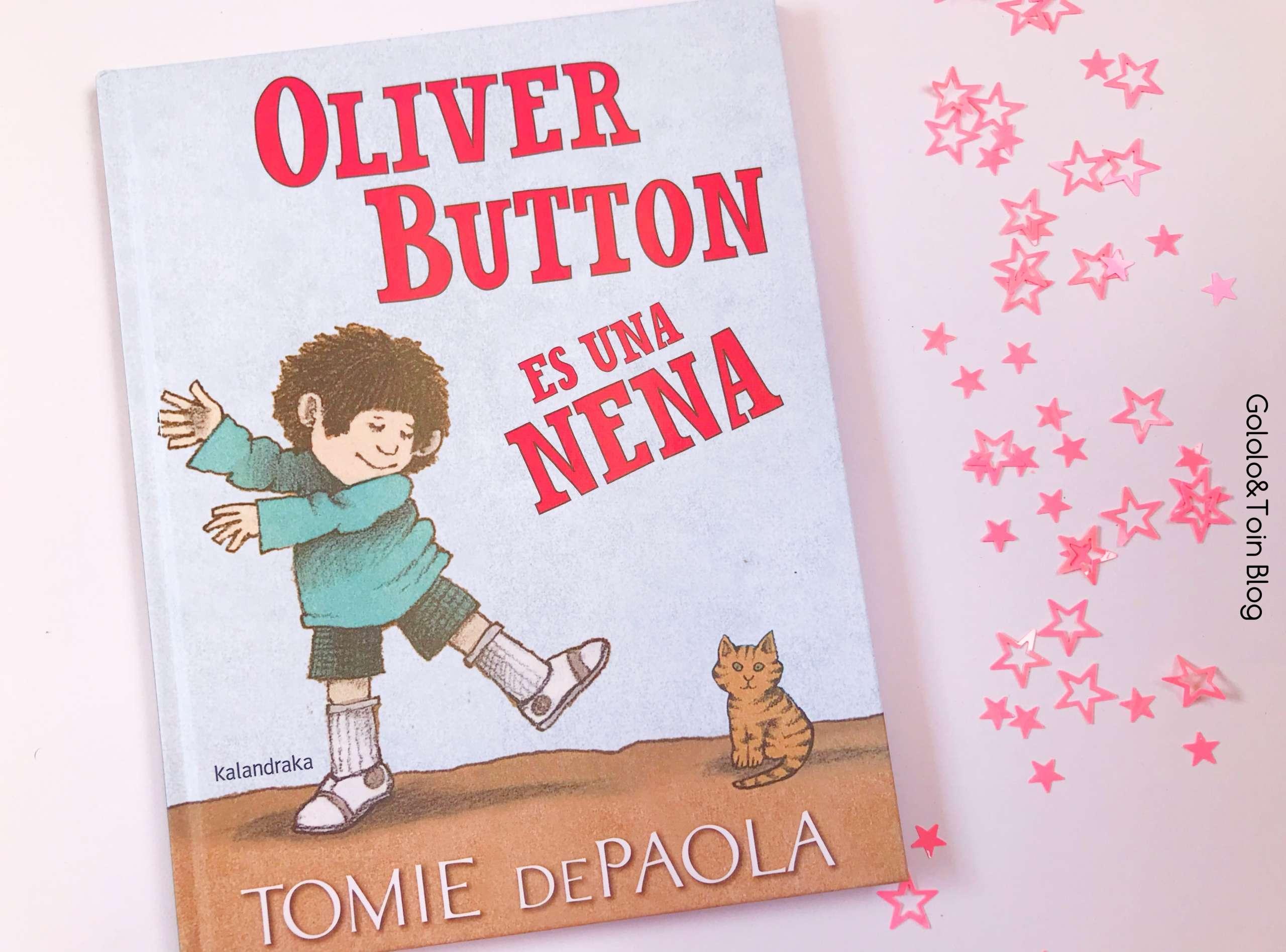 Oliver Button es una nena