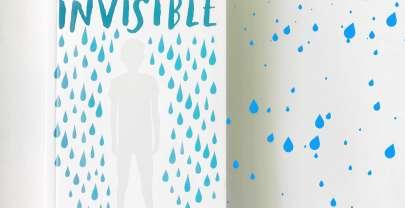 Invisible, un libro para visibilizar