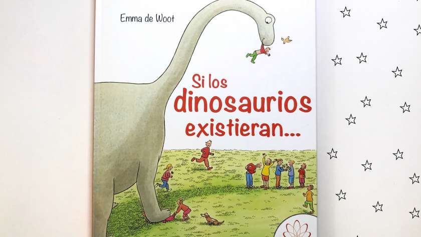 Si los dinosaurios existieran…