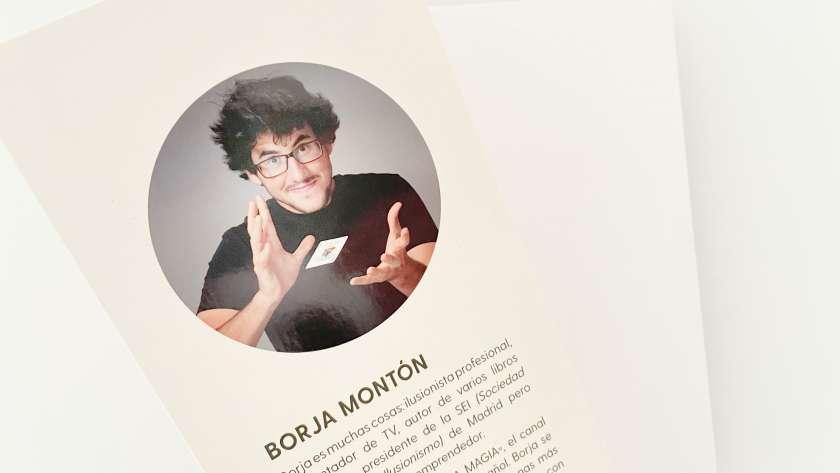 Mago Borja Montón