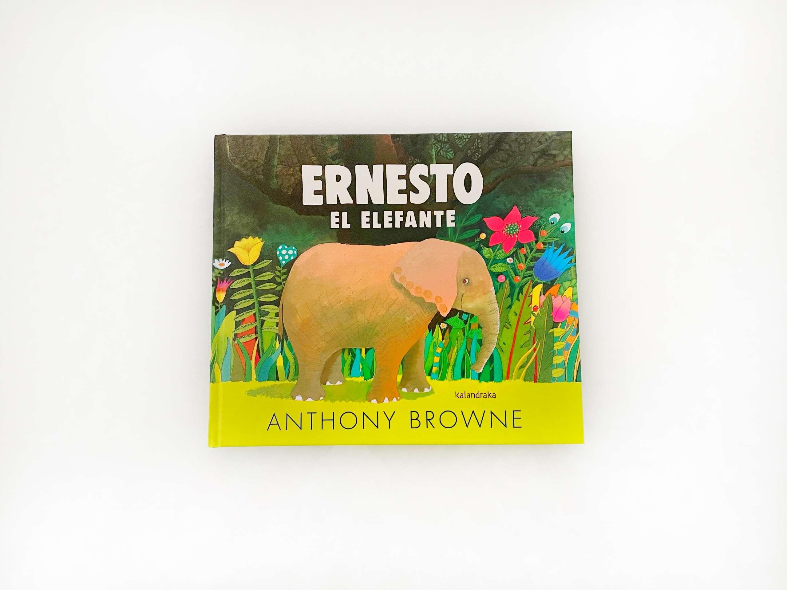 Ernesto el elefante