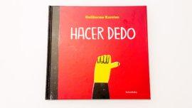 Álbum ilustrado Hacer dedo