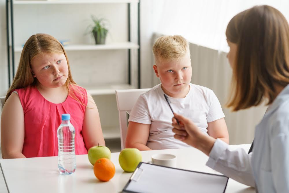 3 culpables de la obesidad infantil